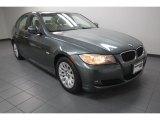 2009 Tasman Green Metallic BMW 3 Series 328i Sedan #74369201