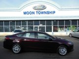 2013 Bordeaux Reserve Red Metallic Ford Fusion SE #74434006