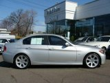 2006 Titanium Silver Metallic BMW 3 Series 330i Sedan #7432105
