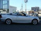2006 Titanium Silver Metallic BMW 3 Series 330i Convertible #7432106