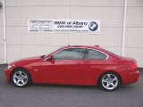 2011 Crimson Red BMW 3 Series 335i Coupe #74434118