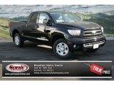 2013 Black Toyota Tundra SR5 Double Cab 4x4 #74433622
