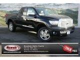 2013 Black Toyota Tundra Limited Double Cab 4x4 #74433621