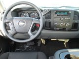 2013 Chevrolet Silverado 1500 LS Extended Cab Dashboard