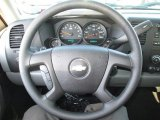 2013 Chevrolet Silverado 1500 LS Extended Cab Steering Wheel
