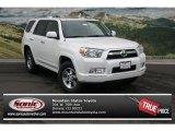 2013 Blizzard White Pearl Toyota 4Runner SR5 4x4 #74433610