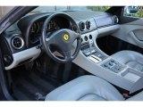 Ferrari 456M Interiors