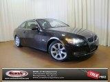2009 Black Sapphire Metallic BMW 3 Series 335i Coupe #74434096