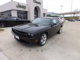 2013 Pitch Black Dodge Challenger R/T #74434217