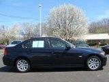 2006 Monaco Blue Metallic BMW 3 Series 325xi Sedan #7432104