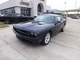 2013 Jazz Blue Pearl Dodge Challenger R/T #74434214