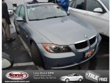 2008 Arctic Metallic BMW 3 Series 328i Sedan #74434074