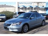 2012 Celestial Blue Metallic Honda Accord EX-L Sedan #74434432
