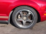 2005 Ford Mustang V6 Deluxe Coupe Custom Wheels