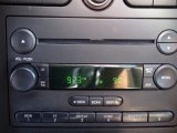 2005 Ford Mustang V6 Deluxe Coupe Audio System