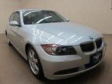 2006 Titanium Silver Metallic BMW 3 Series 330xi Sedan #74433678