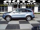 2011 Glacier Blue Metallic Honda CR-V EX-L 4WD #74434184