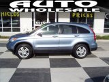 2011 Glacier Blue Metallic Honda CR-V EX-L #74434182