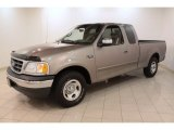 2001 Ford F150 XLT SuperCab Data, Info and Specs