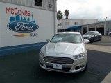 2013 Ingot Silver Metallic Ford Fusion Titanium #74433773