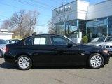 2007 Jet Black BMW 3 Series 328xi Sedan #7432113
