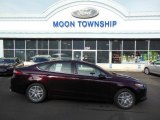 2013 Bordeaux Reserve Red Metallic Ford Fusion SE 1.6 EcoBoost #74434012