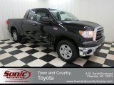 2012 Black Toyota Tundra Double Cab #74434256