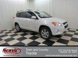 2012 Blizzard White Pearl Toyota RAV4 V6 Limited 4WD #74434255