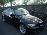 2007 Jet Black BMW 3 Series 335i Sedan #7433266