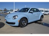 2013 Denim Blue Volkswagen Beetle 2.5L #74489891