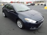 True Blue Pearl Coat Dodge Dart in 2013