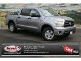 2013 Silver Sky Metallic Toyota Tundra CrewMax 4x4 #74489437