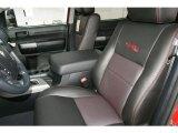 2013 Toyota Tundra TRD Rock Warrior CrewMax 4x4 Front Seat
