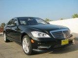 2013 Black Mercedes-Benz S 550 Sedan #74489653