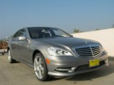 2013 Palladium Silver Metallic Mercedes-Benz S 350 BlueTEC 4Matic #74489652
