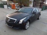 2013 Black Diamond Tricoat Cadillac ATS 2.0L Turbo Luxury #74489877
