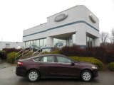 2013 Bordeaux Reserve Red Metallic Ford Fusion S #74489537