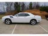 2011 Bright White Dodge Challenger R/T Plus #74490219