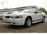 2003 Oxford White Ford Mustang V6 Coupe #74489986