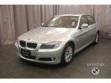 2009 Titanium Silver Metallic BMW 3 Series 328xi Sedan #7430602