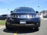 2005 Super Black Nissan Murano SE AWD #7439645