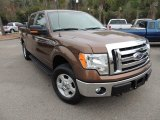 2012 Golden Bronze Metallic Ford F150 XLT SuperCrew 4x4 #74489835