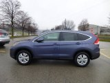 2013 Twilight Blue Metallic Honda CR-V EX AWD #74490079