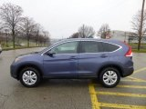 2013 Twilight Blue Metallic Honda CR-V EX AWD #74490077