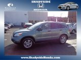 2011 Opal Sage Metallic Honda CR-V EX #74489595