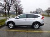 2013 Alabaster Silver Metallic Honda CR-V EX AWD #74490071