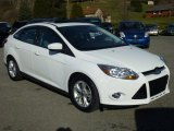 2012 Oxford White Ford Focus SE Sport Sedan #74490060