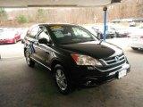 2010 Crystal Black Pearl Honda CR-V EX AWD #74489945