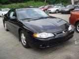 2000 Black Chevrolet Monte Carlo SS #74489468