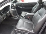 2000 Chevrolet Monte Carlo SS Front Seat